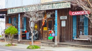 HJ Smith and Sons General Store In Louisiana Will Transport You To Another Era