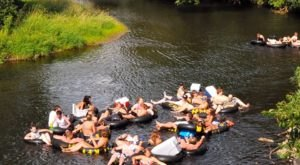 10 Lazy River Summer Tubing Trips In Wisconsin To Start Planning Now