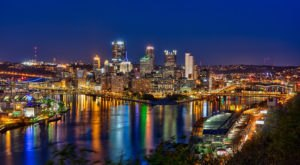 The Most-Photographed Skyline In The Country Is Right Here In Pittsburgh