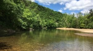 Missouri's Most Refreshing Hike Will Lead You Straight To A Beautiful Swimming Hole