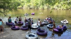 5 Lazy River Summer Tubing Trips In Mississippi To Start Planning Now