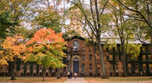 The Most-Photographed University In The Country Is Right Here In New Jersey