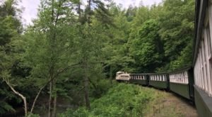 Ride The Rails Through Kentucky Once Again Aboard The Big South Fork Scenic Railway