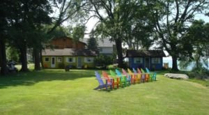 These Quaint Cottages On The Shores Of Lake Erie In Ohio Will Make Your Summer Splendid