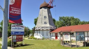 Iowa's Charming Town Of Elk Horn Is Home To A Little Slice Of Denmark Right Here In America