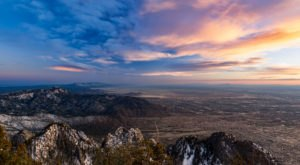 Skip The Hiking Boots And Simply Drive Up To These 6 Magnificent New Mexico Mountains