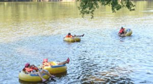 5 Lazy River Summer Tubing Trips In New Hampshire To Start Planning Now