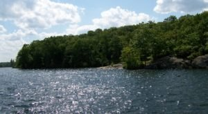The Natural Swimming Hole At Olney Pond In Rhode Island Will Take You Back To The Good Ole Days