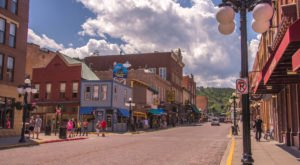 The Entire Historic Deadwood, South Dakota Walking Tour Can Now Be Taken From Your Couch