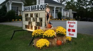 Davis Bar-B-Que In Georgia Is A Down-Home, Country-Style Restaurant The Locals Love