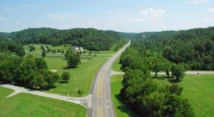 These 11 Photos Show There's No Place As Scenic As The Natchez Trace Parkway In Tennessee