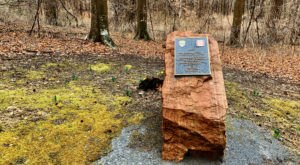 Not Many Know That Maryland's Walker Mill Regional Park Is Home To A Helicopter Crash Site Memorial