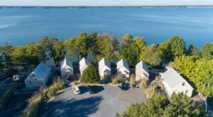 These Quaint Cottages On The Banks Of Kentucky Lake Will Make Your Summer Splendid
