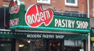 Anyone Who Loves Cannoli Should Try Modern Pastry Shop In Massachusetts At Least Once