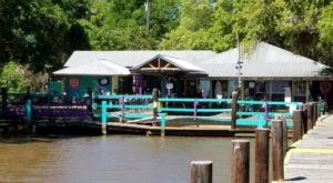 Get A Taste Of Key West On The Gulf Coast At Mississippi's Best Dive, Huck's Cove