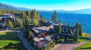 The Lodge At Edgewood Tahoe In Nevada Was Honored With Four Stars From Forbes Travel Guide