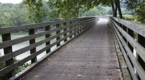 A Tour Of The Iconic Virginia Creeper Trail Can Now Be Taken From Your Couch