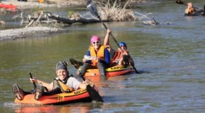Kayaking Down The Pembina River Is A North Dakota Experience That Deserves To Be Had