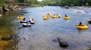 3 Lazy River Tubing Trips In South Carolina To Start Planning Now