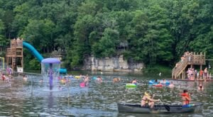 The Natural Swimming Hole At Longs Retreat In Ohio Will Take You Back To The Good Ole Days