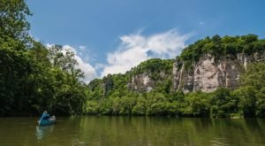 The New River Palisade Cliffs Are One Of Virginia's Most Breathtaking Natural Wonders