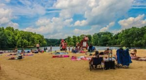 10 Pristine Hidden Beaches Throughout Ohio You've Got To Visit This Summer