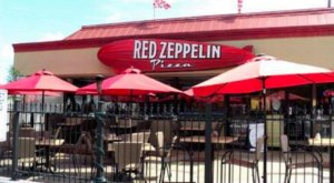 Red Zeppelin Has The Best Thin Crust Pizza In All Of Louisiana