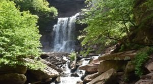 See The Tallest Waterfall In New York In Kaaterskill Wild Forest