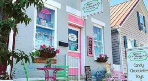 Find A Little Bit Of Everything, From Candy To Books, At Sweet Things Sweet Shop In Missouri