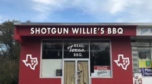 Get A Taste Of Real Texas Barbecue Without Leaving Town At Shotgun Willie's BBQ In Nashville