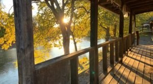 These Quaint Cottages On The Banks Of The Potomac River In West Virginia Will Make Your Summer Splendid