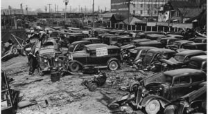These 9 Rare Photos Show Detroit's Automotive Industry History Like Never Before