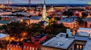 An Entire Walking Tour Of Savannah Can Now Be Taken From Your Couch