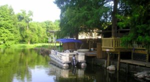 These Quaint Cottages On The Banks Of The False River In Louisiana Will Make Your Summer Splendid