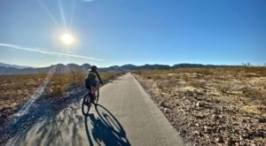 Spanning 34 Miles, The River Mountains Loop Trail Shows Off The Best Of The Mojave Desert In Nevada