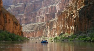 Paddle To A Hidden Waterfall In The Grand Canyon With A Bucket List-Worthy Adventure In Arizona