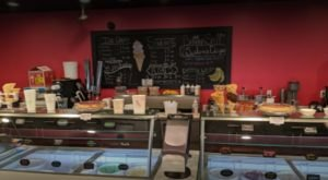 Choose From Nearly Two Dozen Flavors At Janie's Homemade Hard Ice Cream In Pennsylvania