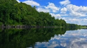 Float Past Some Of The Most Beautiful Scenery In Pennsylvania When You Take A Trip Down The Delaware River