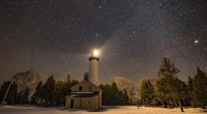 The Most-Photographed Lighthouse In Wisconsin Is On The Door Peninsula