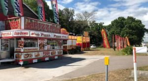 Taste Of The Fair To Go In Florida Is Offering A Mini-Concession Of Drive-Thru Carnival Food Favorites
