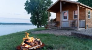 These Quaint Cottages On The Banks Of The Missouri River In South Dakota Will Make Your Summer Splendid