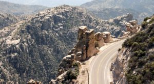 The 27-Mile Road Trip Around Arizona's Sky Islands Scenic Byway Is A Glorious Spring Adventure