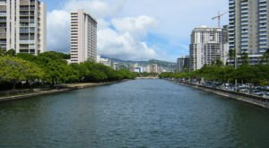 How The Ala Wai Canal Forever Changed Hawaii's Largest Tourist Destination