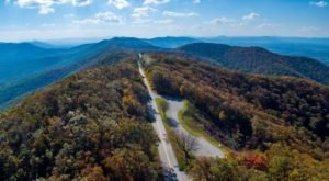 These 15 Photos Show There's No Place As Scenic As The Blue Ridge Parkway In Virginia