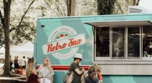 This Summer, Get A Cool Treat To Go From Nashville's Favorite Shaved Ice Food Truck, Retro Sno