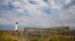 Take A Free Virtual Tour Of Cape May, New Jersey's Iconic Lighthouse