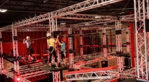 You'll Want To Add Adrenaline Monkey To Your Cleveland Bucket List For Blood-Pumping Fun