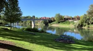 Splash, Play, And Cool Off This Summer At Riverside Park In Oregon