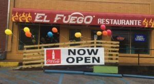Some Of The Best Mexican Food In Nashville Is Hiding At El Fuego Restaurant