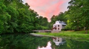 A Beautiful Farm-To-Table Experience On A Secluded Waterfront, Evins Mill Is A Must-Dine Destination In Tennessee